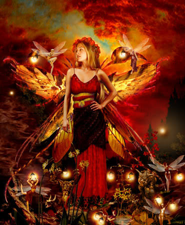 Brigit~Celtic Goddess of Fire, Water and Healing