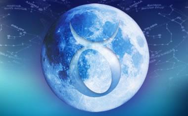 Full Moon in Taurus