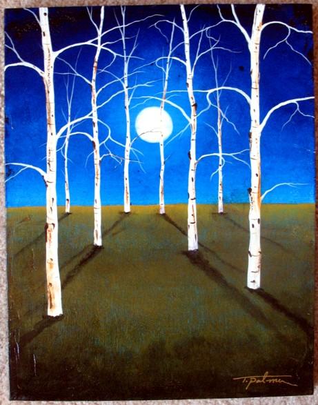 When the Night Comes (Tina Palmer)