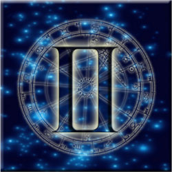Gemini Symbol (cutehoroscopes)