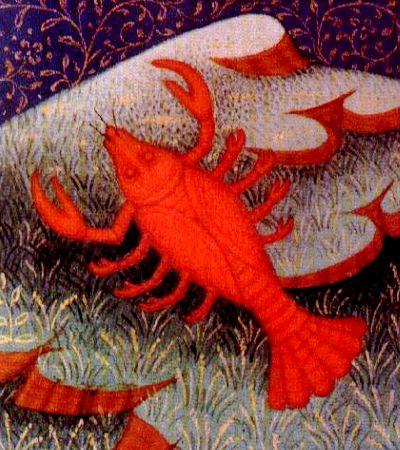 Stylized Crab (Wikipedia)