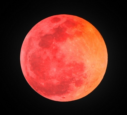 Peach Moon