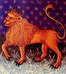 Leo the lion (Wikipedia)