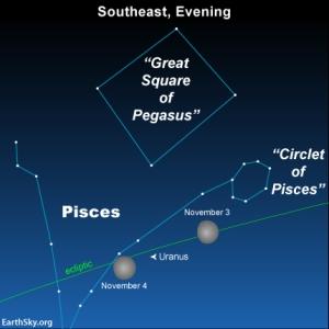 Pisces in the Night Sky (EarthSky)