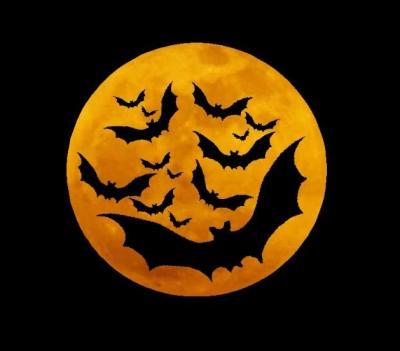 Halloween Moon (Farmer's Almanac)