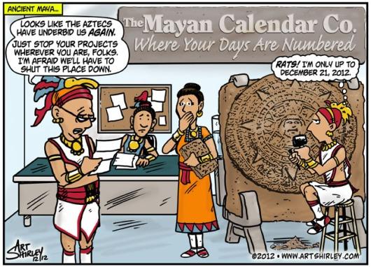 The Mayan Calendar (Art Shirley)