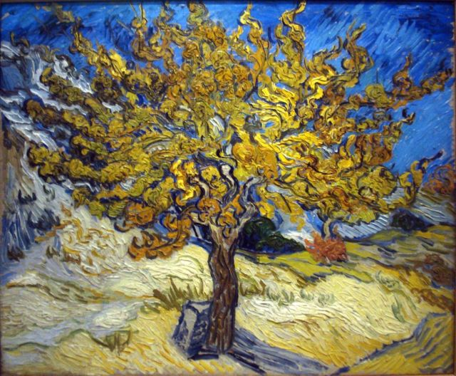 The Mulberry Tree (Vincent van Gogh)